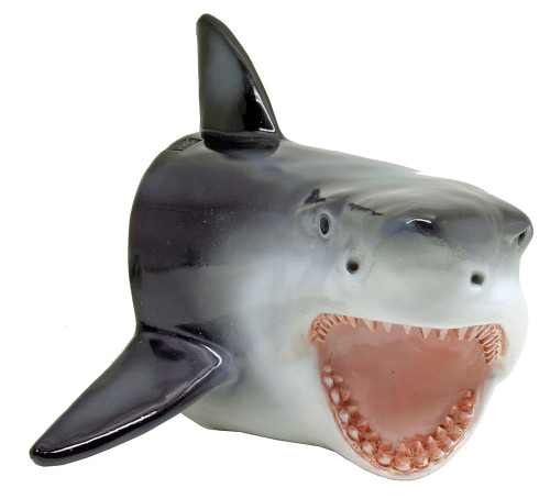Great White Shark Wall Sculpture