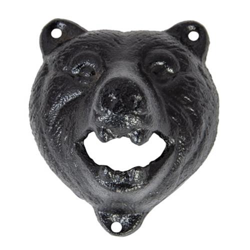 Black Bear Bottle Opener