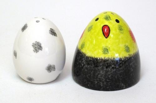Bird & Egg Salt & Pepper Shakers