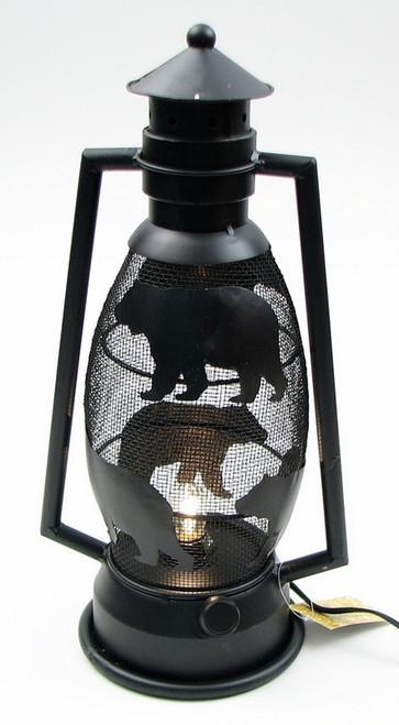 Black Bear Lantern Night Light