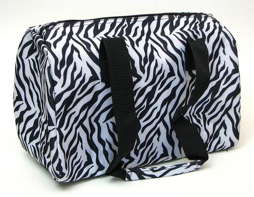 Zebra Designed Lunch Bag