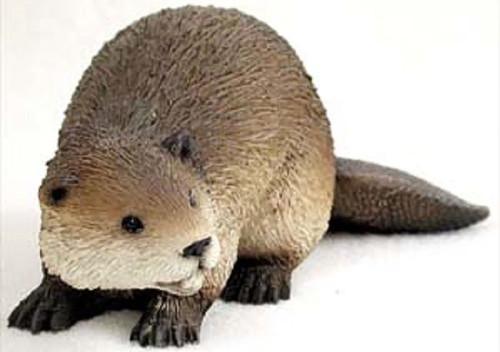 Beaver Figurine