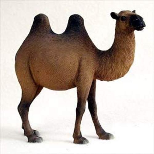 Camel Bactrian Figurine
