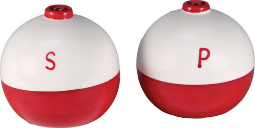 Bobber Salt & Pepper Shakers