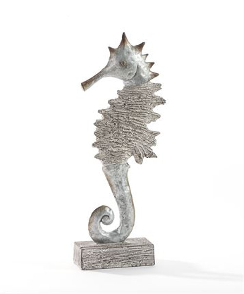 Abstract Seahorse Figurine