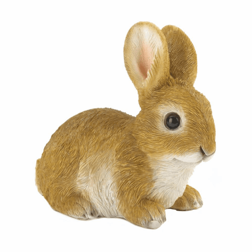 Baby Rabbit Figurine