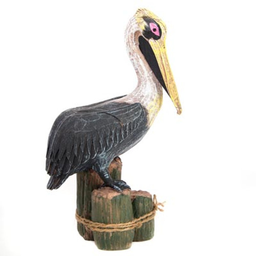 Black Pelican on Posts