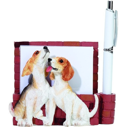 Beagle Note Holder