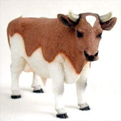Guernsey Bull Figurine