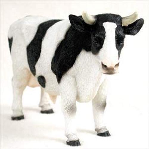 Holstein Bull Figurine