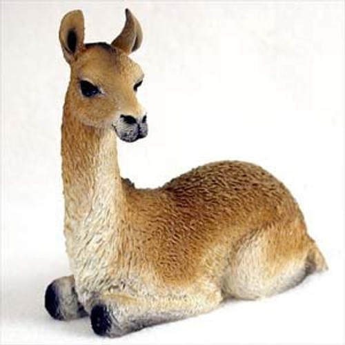 Llama Figurine