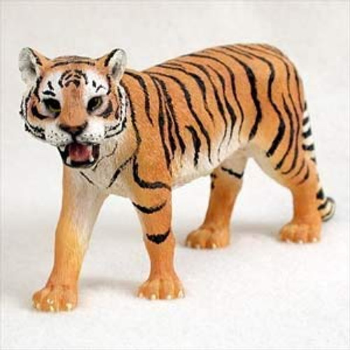 Tiger, Orange Figurine