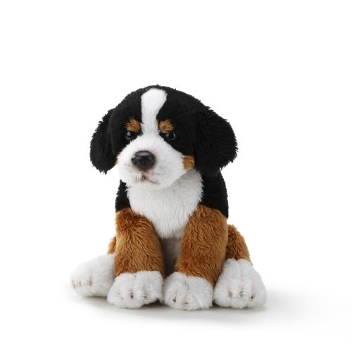 Bernese Mountain Dog Plush Beanbag Toy