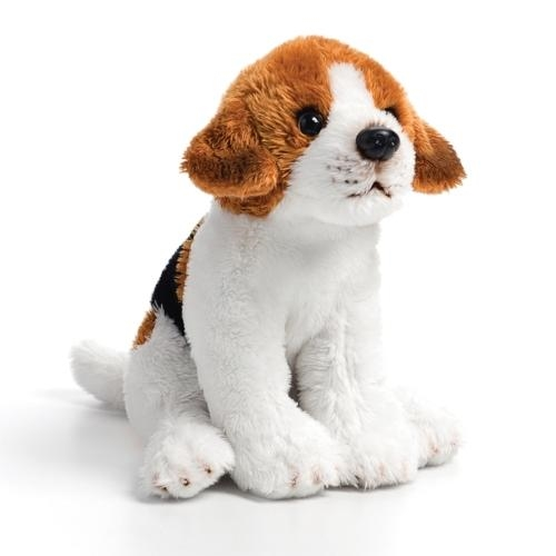 Beagle Plush Beanbag Toy