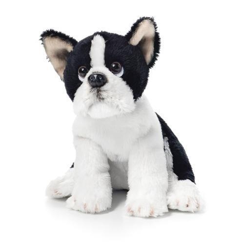 Boston Terrier Plush Beanbag Toy