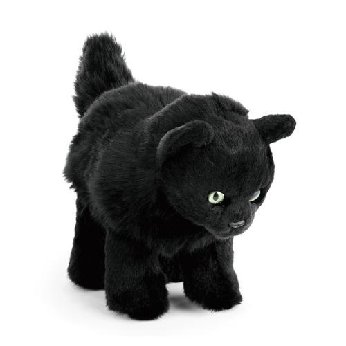 Black Cat Plush Toy