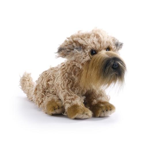 Wheaten Terrier Plush Toy