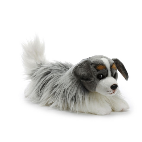 Australian Shepherd Plush Toy, Large