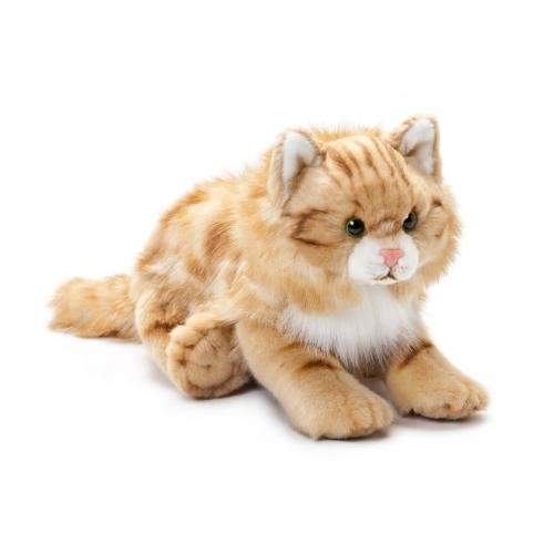 Maine Coon Cat Plush Toy, Large