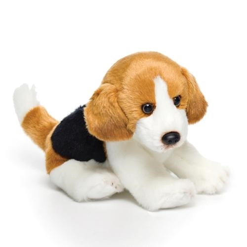 Beagle Plush Toy