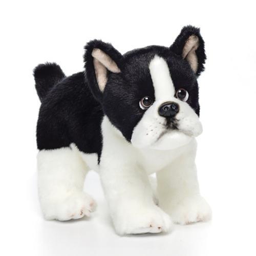 Boston Terrier Plush Toy