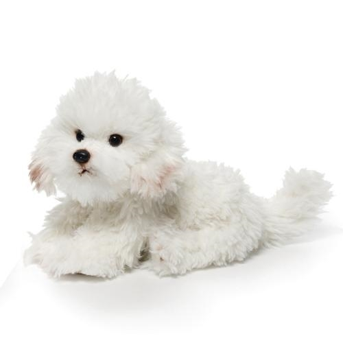 Bichon Frise Plush Toy, Large