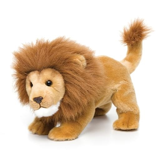 Lion Plush Toy, Large