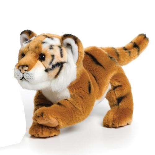 Tiger Plush Toy, Large