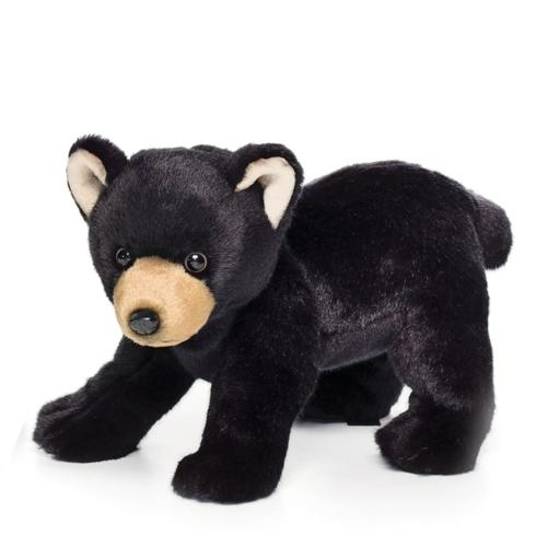 Black Bear Plush Toy, Large