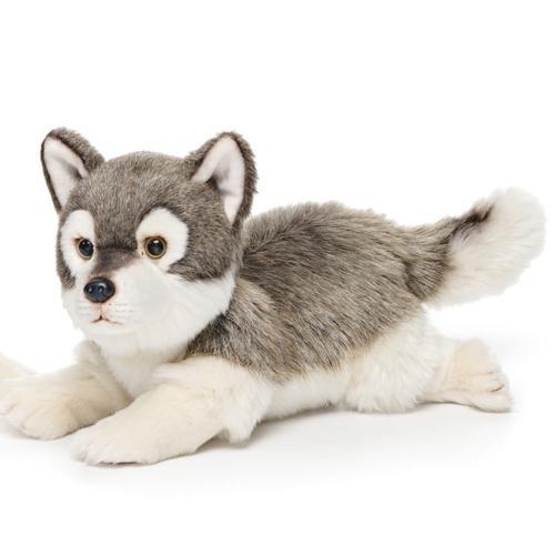 Wolf Plush Toy, Large