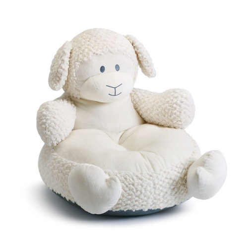 Lamb Plush Kid's Chair