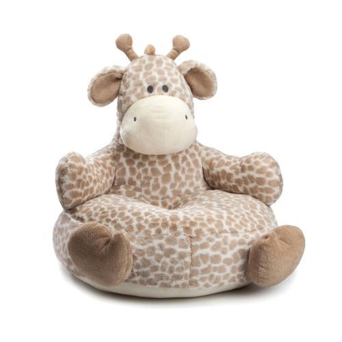 Giraffe Plush Kid's Chair