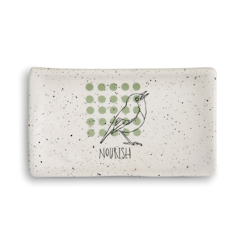 Songbird Nourish Spoon Rest