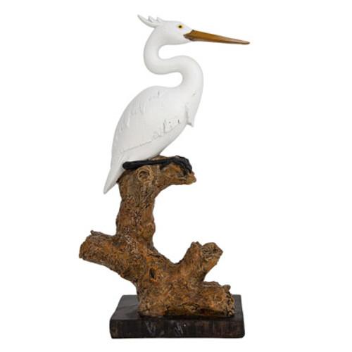Great Egret Figurine