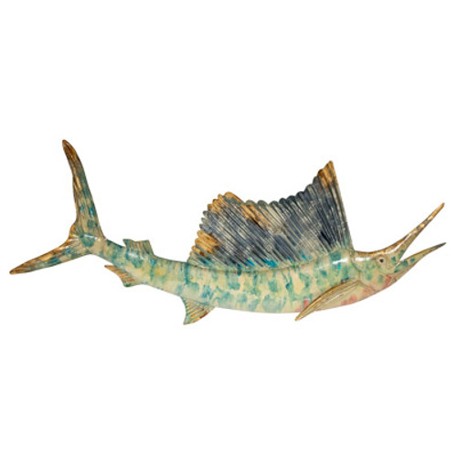 Billfish Wall Sculpture