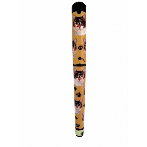 Calico Cat Gel Pen