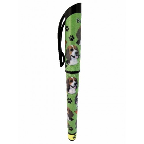 Beagle Gel Pen