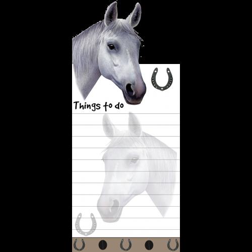White Horse List Pad