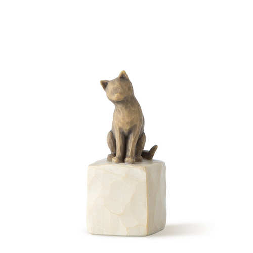 Love My Cat Sculpture