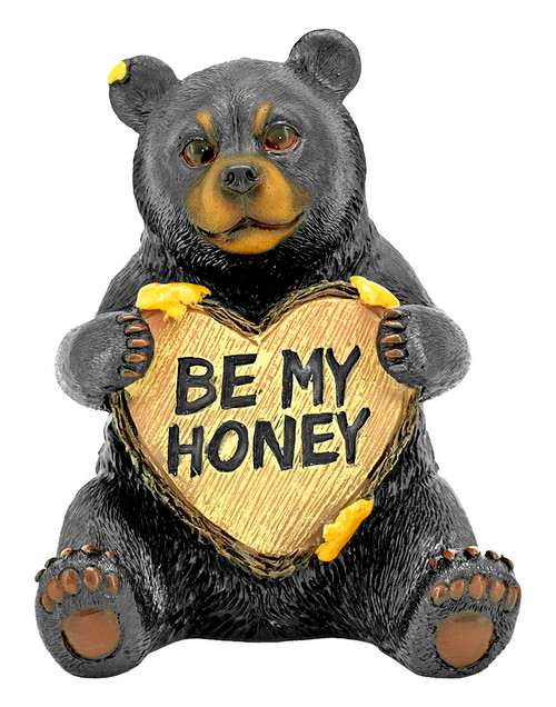 Be My Honey Bear Figurine