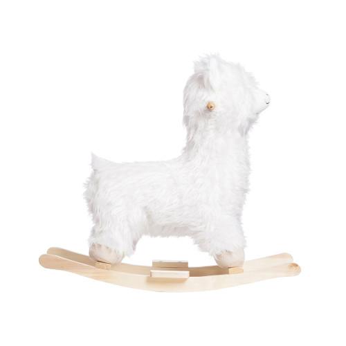 Rocking Plush Llama Toy