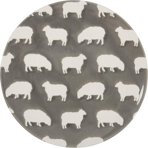Sheep Design Plate
