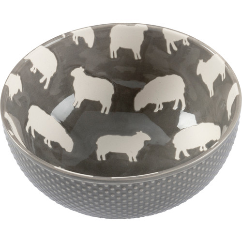 Sheep Design Bowl