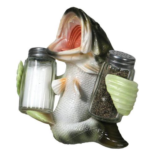 Bass Salt & Pepper Set