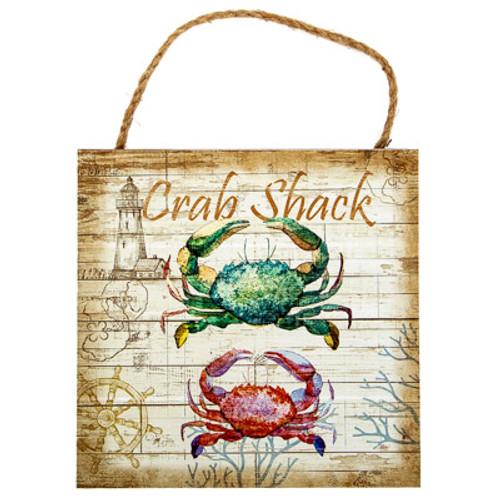 Crab Shack Wall Sign
