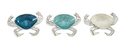 Aluminum Crab Bowl Set
