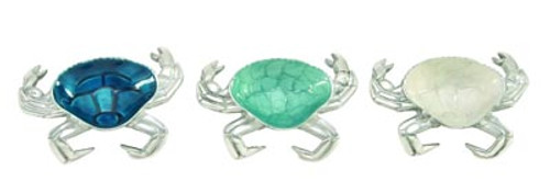 Aluminum Crab Bowl Set, Small