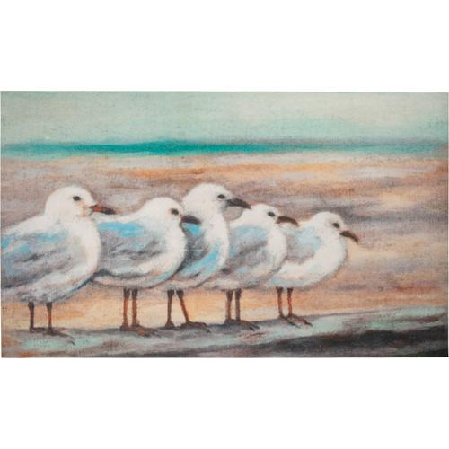 Seagulls Area Rug