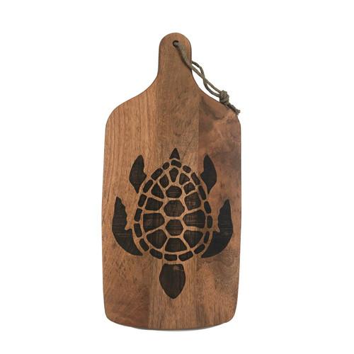 Sea Turtle Cutting Board