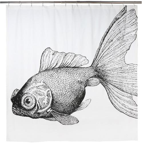 Goldfish Shower Curtain